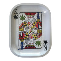 "Kill Your Culture Rolling Tray - 5.5"" x 7"" - Honeypot International inc."