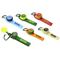 Piece Maker Karma Go! Silicone Pipe w/ Carabiner - Honeypot International inc.