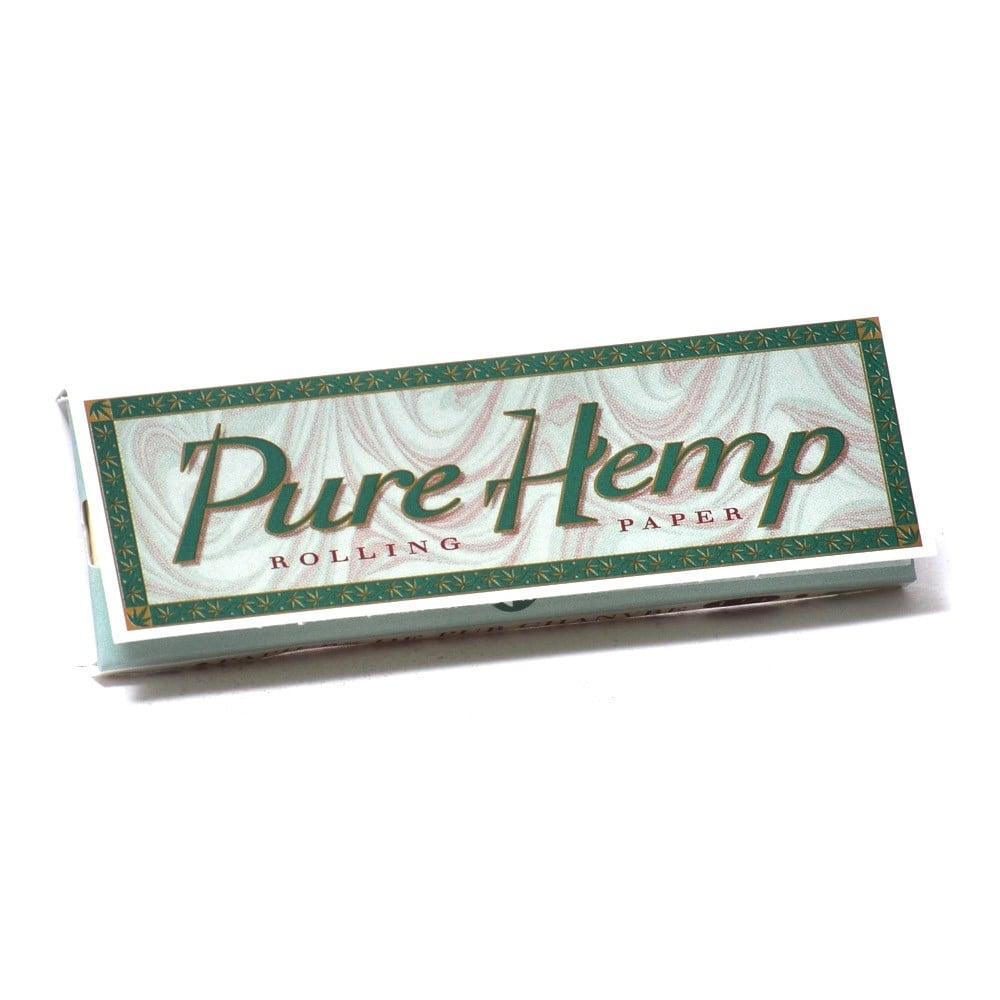 Pure Hemp Rolling Papers - Honeypot International inc.