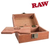 Raw Naturawl Rosewood Smokers Box