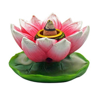 Small Backflow Incense Burner