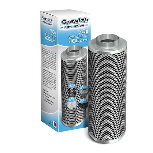 "Stealth Filtration 70s 6"" Carbon Filter"