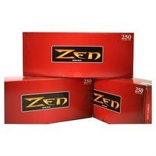 Zen Full Flavour Cigarette Tubes box of 250