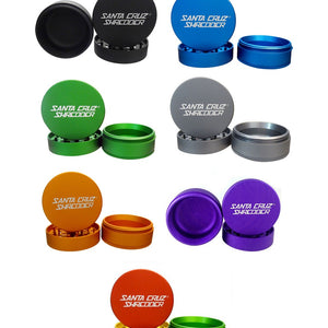 "Santa Cruz Shredder 2.75"" 3-Piece Grinder - Honeypot International inc."