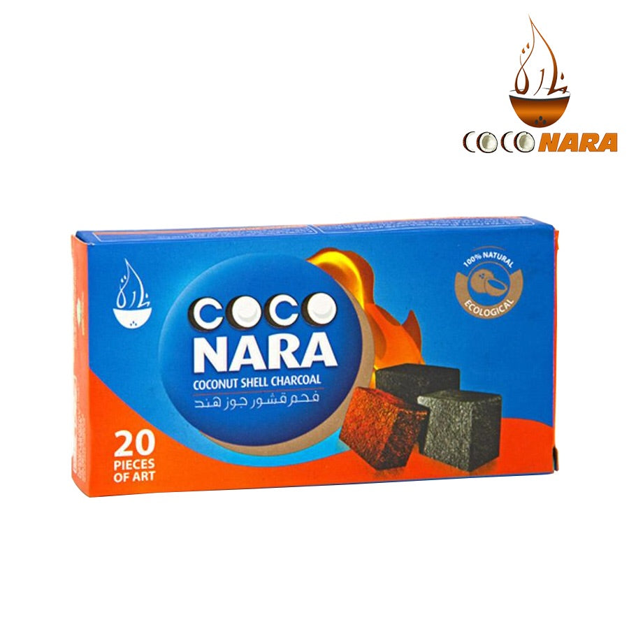 COCO NARA 26MM COCONUT CHARCOAL - Honeypot International inc.