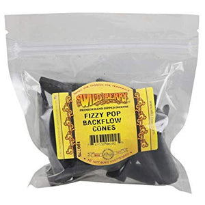 Wild Berry Backflow Incense Cones - Honeypot International inc.