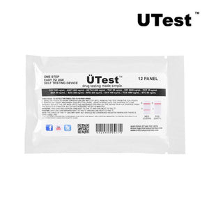 UTest At-Home Drug Tests - Honeypot International inc.