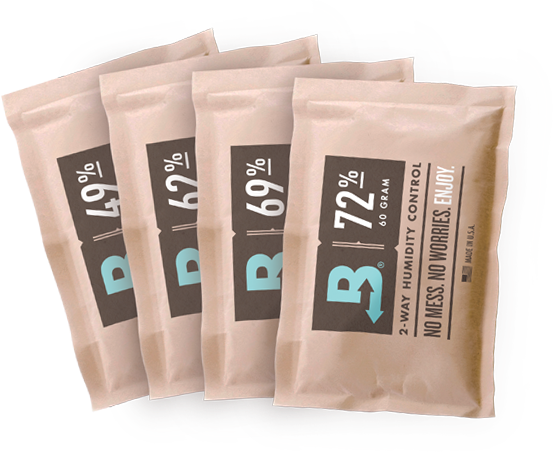 Boveda 2-Way Humidity Control - Honeypot International inc.