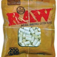 RAW Tips and Filters - Honeypot International inc.
