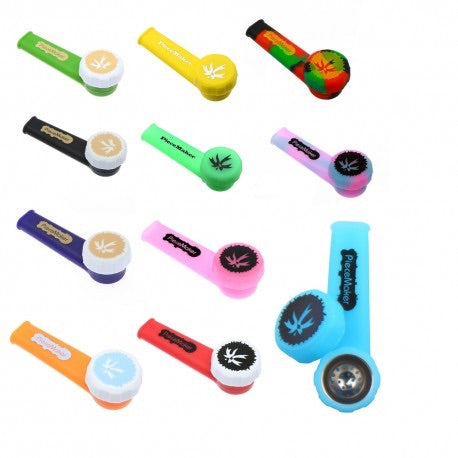 Piece Maker Small Silicone Pipe Karma - Honeypot International inc.