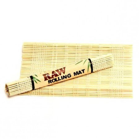 Raw Bamboo Rolling Mat - Honeypot International inc.