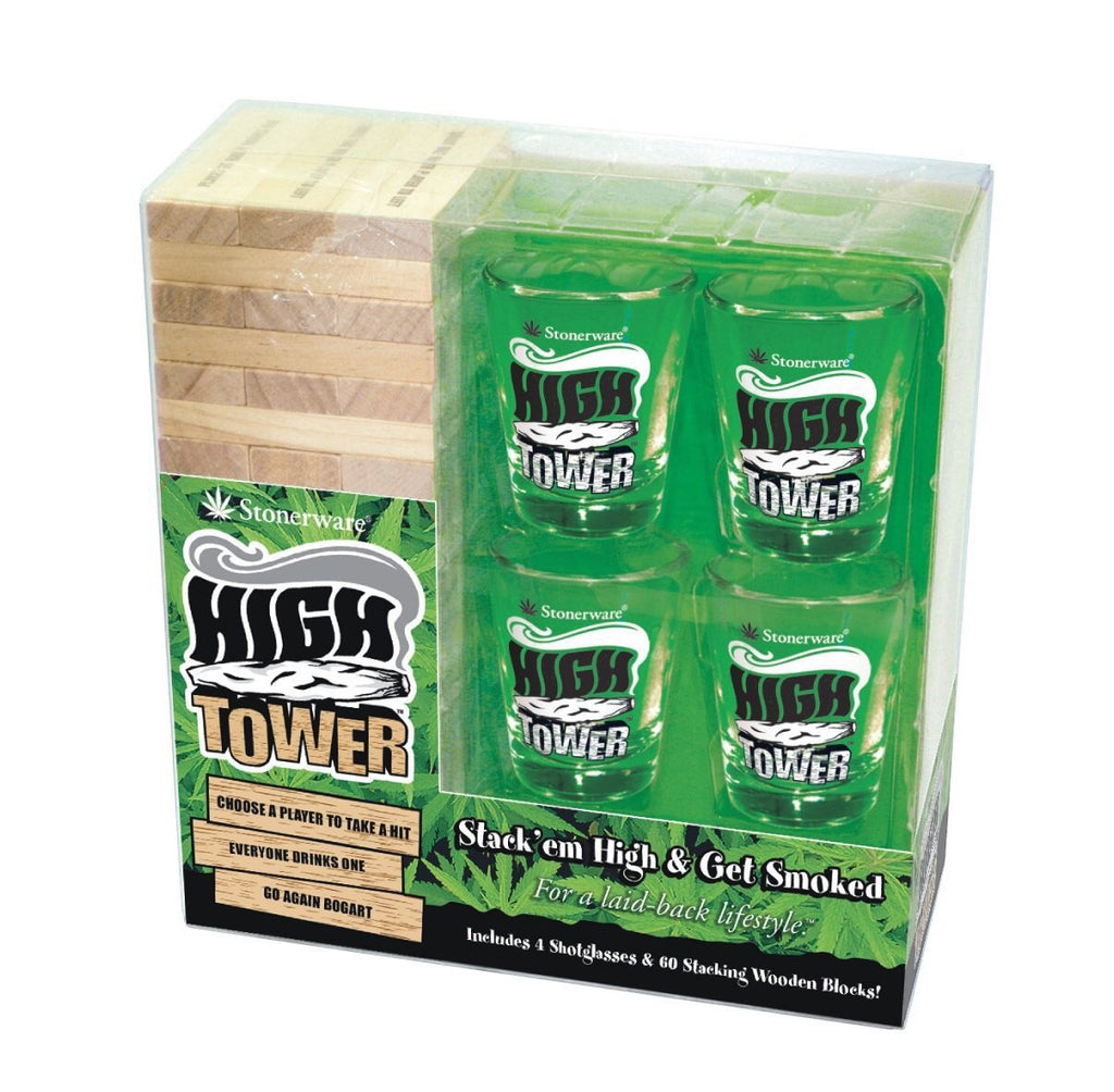 High Tower - Honeypot International inc.
