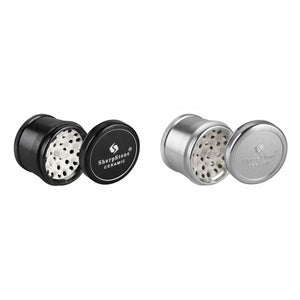 SharpStone 4-Piece V2 Grinder Pollinator Coloured 2.5 Inch w/ Ceramic Teeth - Honeypot International inc.
