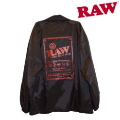 Raw Wind Breaker Jacket - Honeypot International inc.