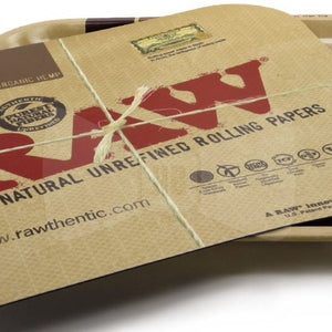 Raw Magnetic Rolling Tray Cover - Honeypot International inc.