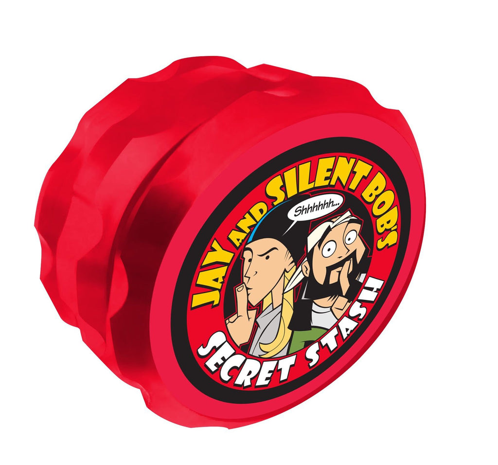 Jay and Silent Bob grinder secret stash - Honeypot International inc.