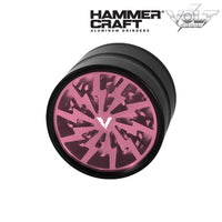"HAMMERCRAFT VOLT 4PC 2.5"" GRINDER - Honeypot International inc."