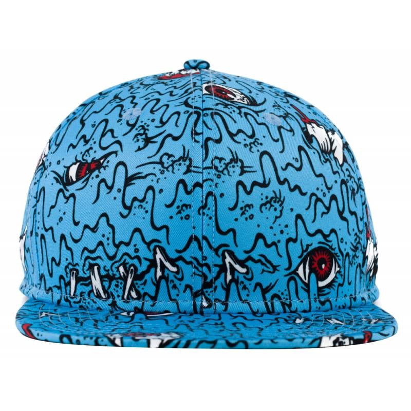 No Bad Ideas - Cyclops - Snapback Blue Melt Eyeballs - Honeypot International inc.