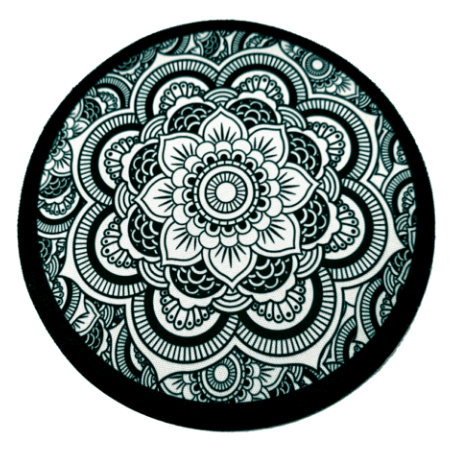 Mandala Dab Mat - Honeypot International inc.