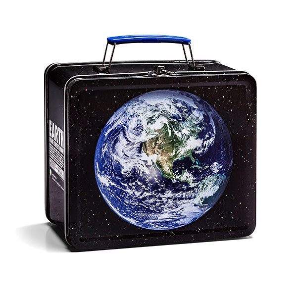 Home Sweet Home Earth Lunch Box - Honeypot International inc.