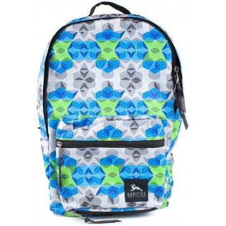 Oddities Back Pack - Geoprismic – Neon
