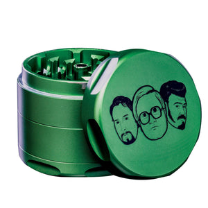 Trailer Park Boys 50mm 4-piece grinder - Honeypot International inc.