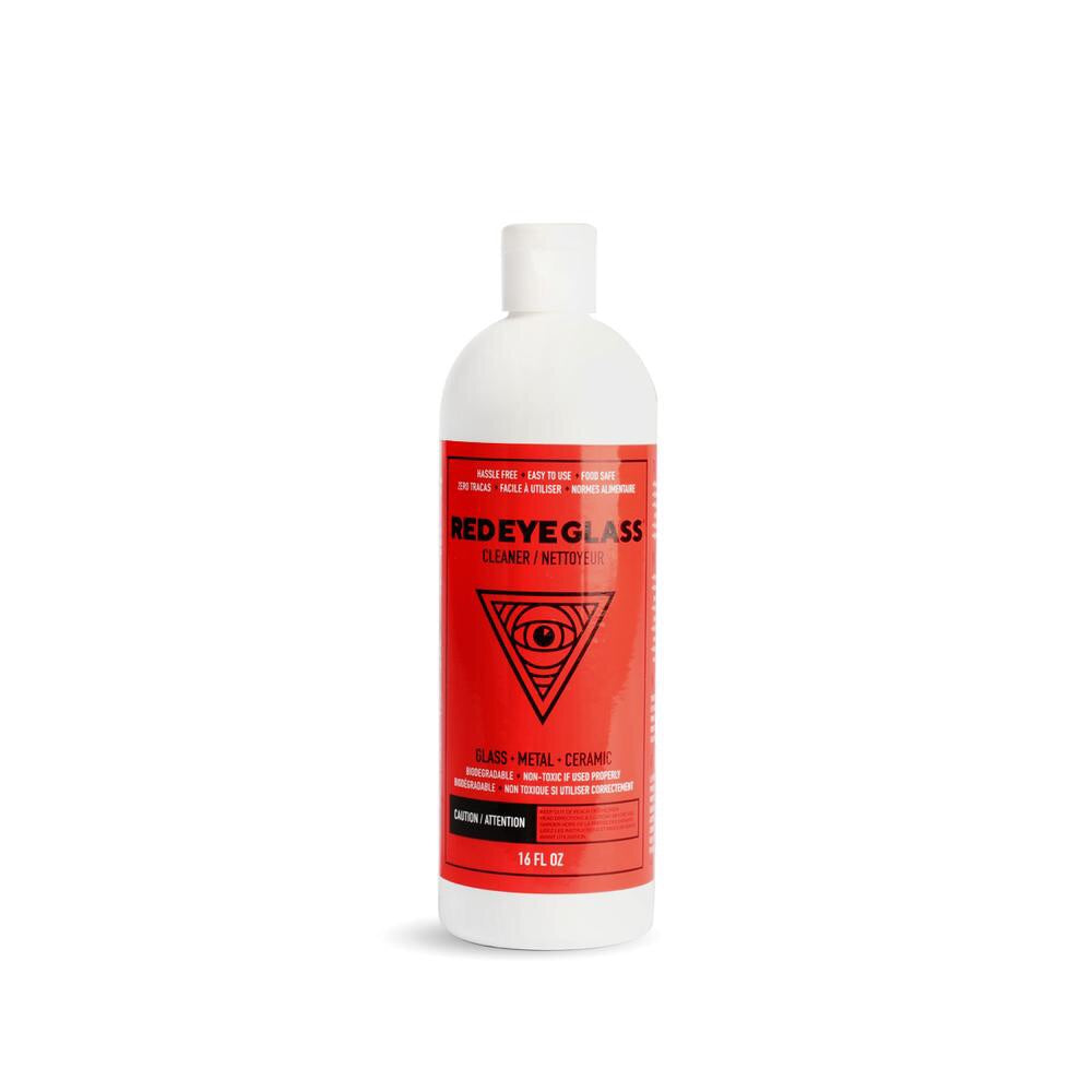 Red Eye Tek Ceramic, Glass, & Metal Cleaner - Honeypot International inc.