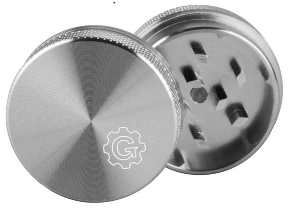 "Grindhouse 1.5"" 2 Piece grinder - Honeypot International inc."