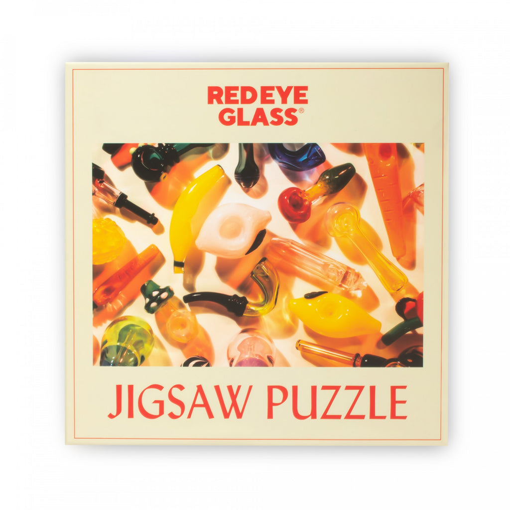 RED EYE TEK® Jigsaw Puzzle 500 pieces