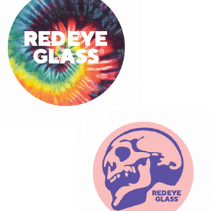 red eye stickers