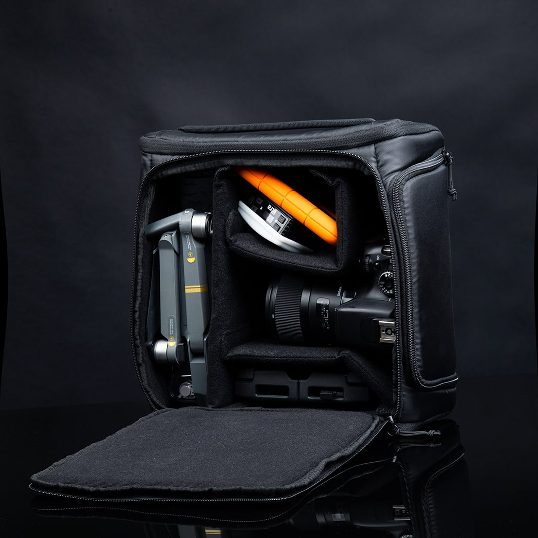The First Mighty Protective Collapsible Camera Insert