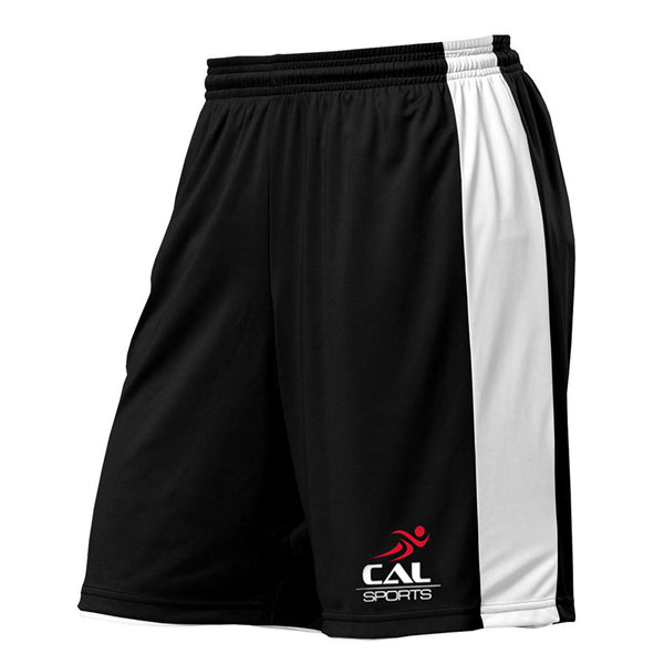 Youth Reversible Shorts Black