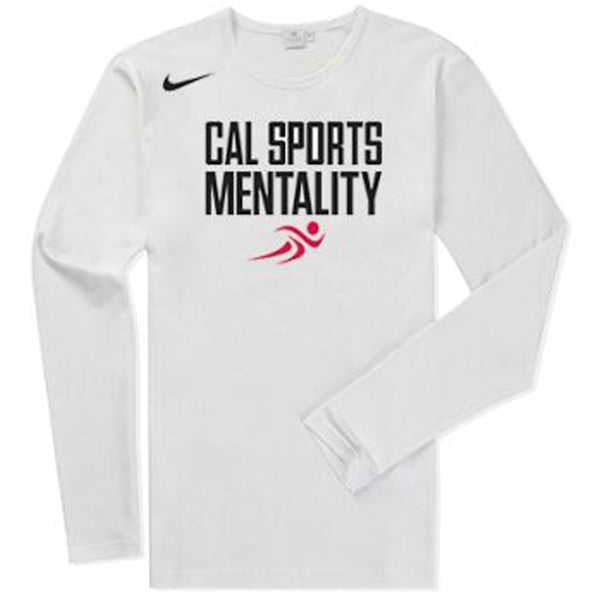 CAL Mentality Long Sleeve Tee
