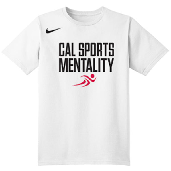 CAL Mentality Short Sleeve Youth Tee