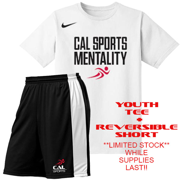 Youth Tee + Short Bundle