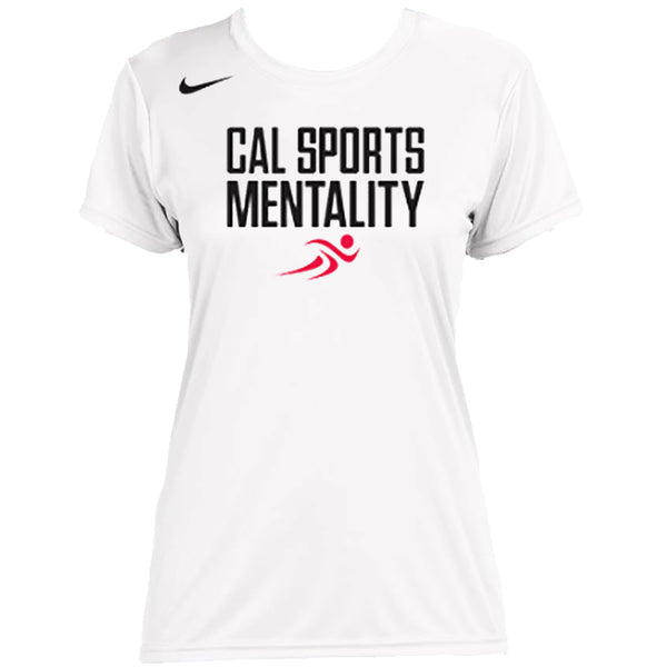 CAL Mentality Short Sleeve Women's Tee