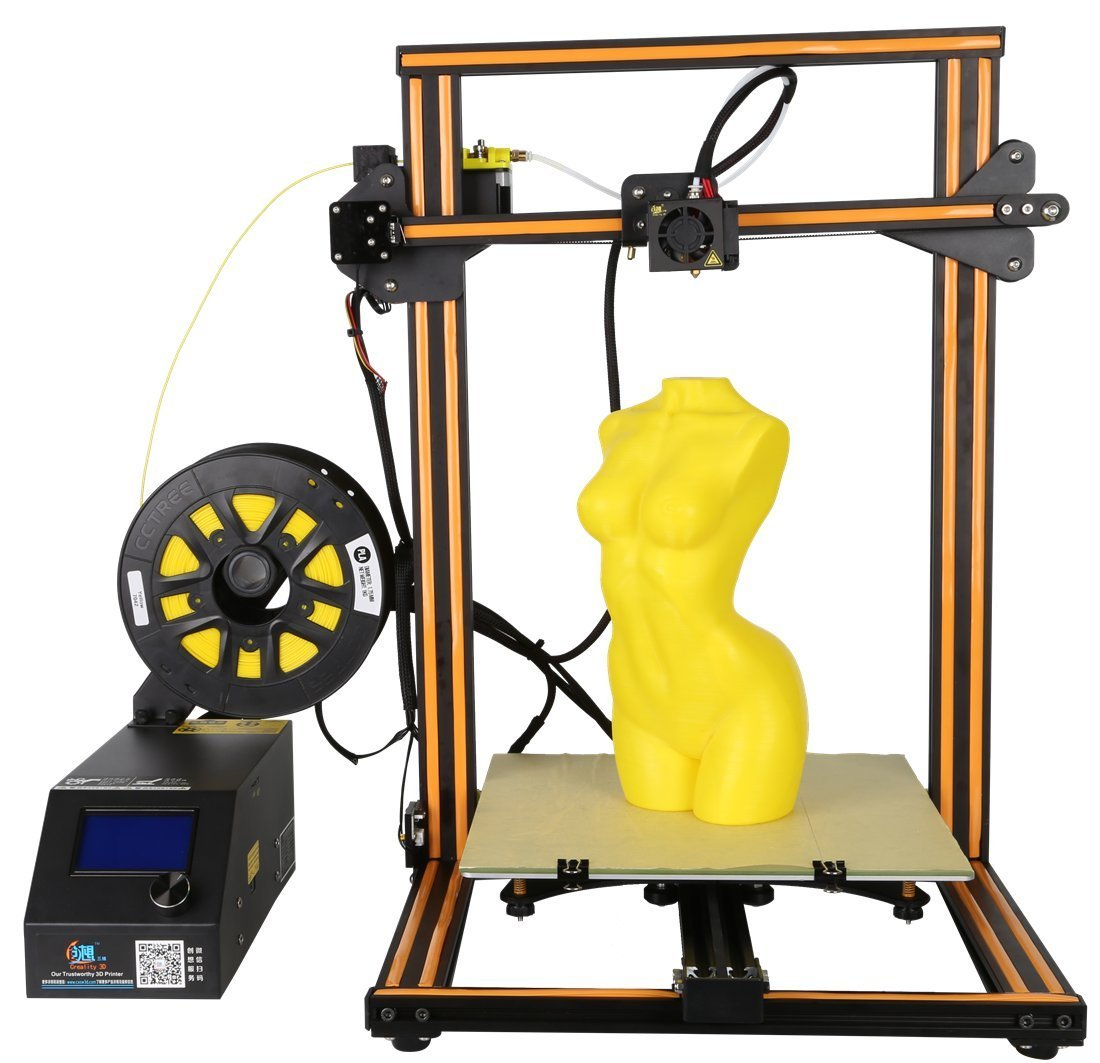 Creality 3D CR-10S DIY 3D Printer
