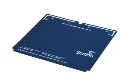 Sindoh Bed Sheets for 1X / 2X 3D printer