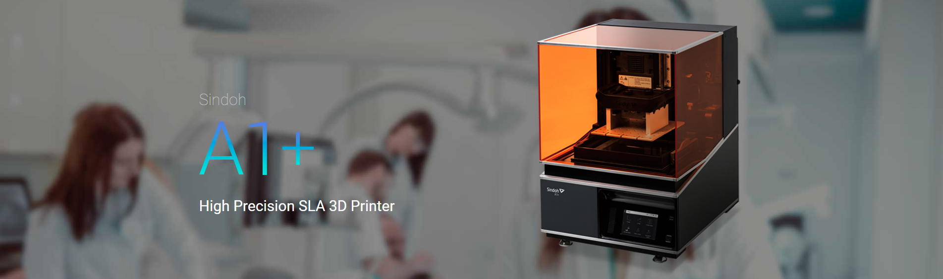 Sindoh 3DWOX A1 SLA 3D Printer wow3dprinter