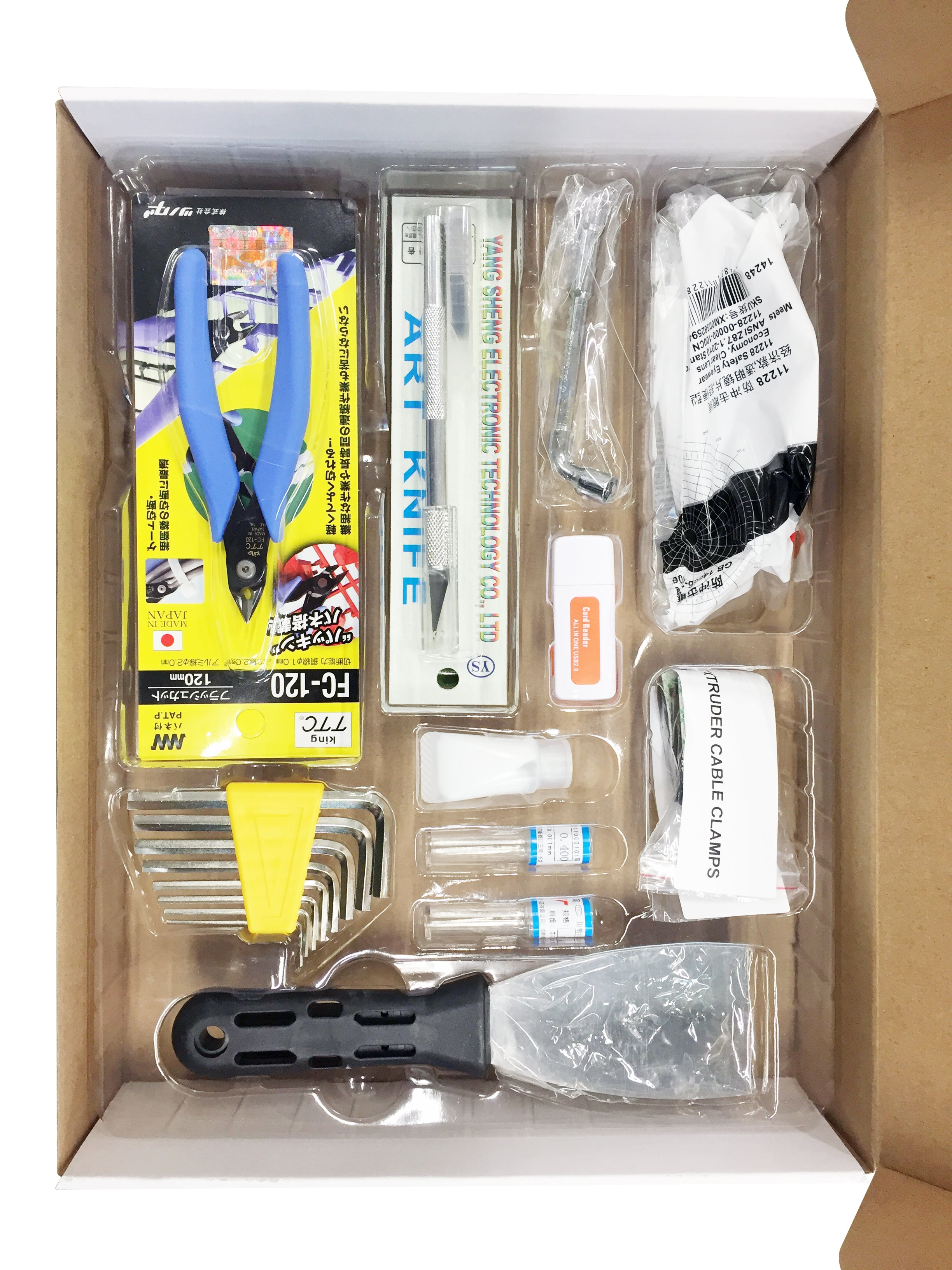 Zortrax Starter Kit for M200