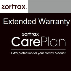 Zortrax warranty