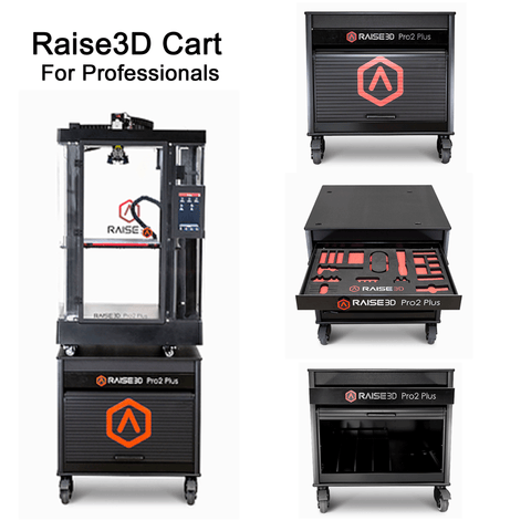 Raise3D Printer Cart for Pro2 Plus and N2 Plus