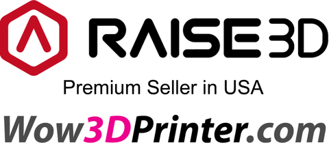 Raise3D printer USA seller wow3Dprinter.com