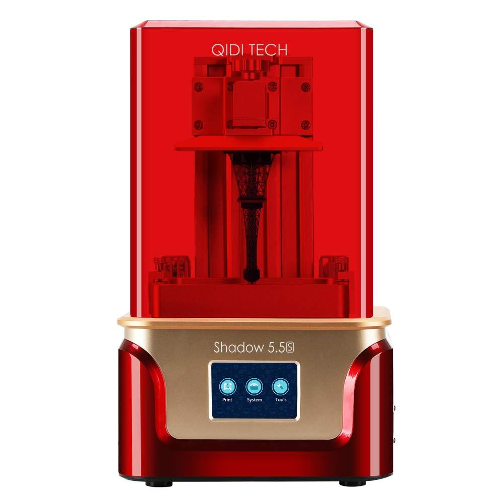 QIDI TECH Shadow 5.5 S UV LCD Resin 3D Printer