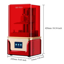 QIDI TECH Shadow UV LCD Resin 3D Printer