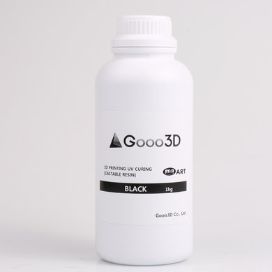 Gooo3D Castable Resin Black 1KG