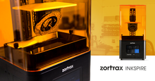 Zortrax Inkspire 3D printer