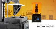 Zortrax Inkspire SLA 3D printer
