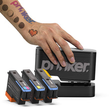 Prinker S Temporary Tattoo Device Packag