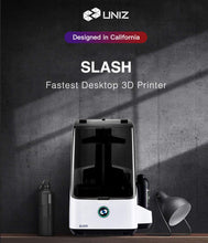UNIZ Slash Plus LCD 3D Printer